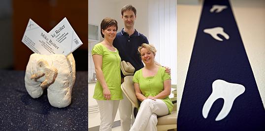 Zahnarztpraxis Mike Reiter in 09337 Hohenstein-Ernstthal